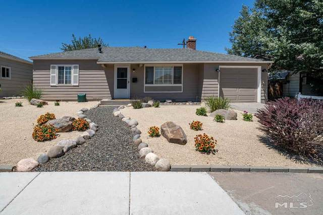 725 Lodge Ave, Reno, NV 89503 (MLS #200009158) :: Fink Morales Hall Group