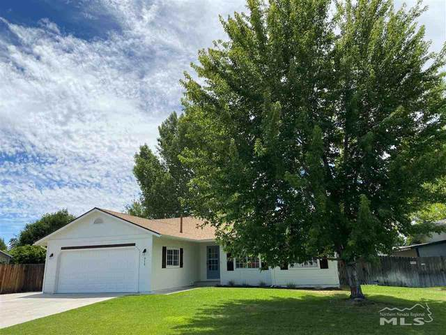 715 Hornet, Gardnerville, NV 89460 (MLS #200009166) :: NVGemme Real Estate
