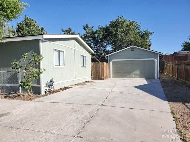 993 Scott Drive, Fernley, NV 89408 (MLS #200009167) :: Fink Morales Hall Group