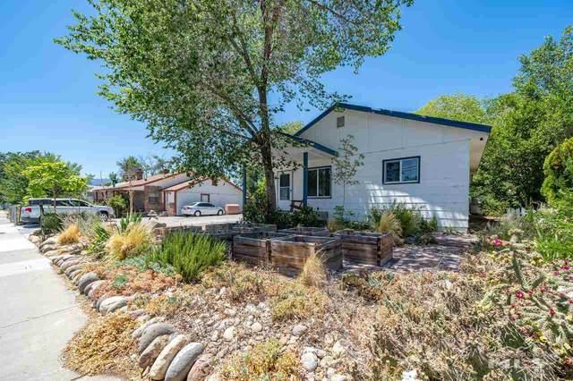 629 Gould St, Reno, NV 89502 (MLS #200009177) :: NVGemme Real Estate