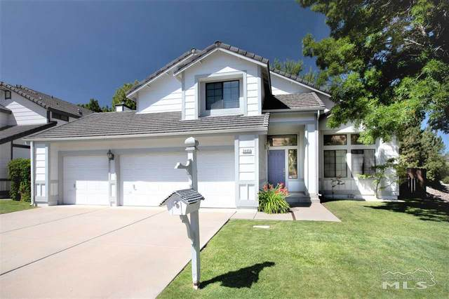 5405 Santa Barbara Ave, Sparks, NV 89436 (MLS #200009181) :: Vaulet Group Real Estate