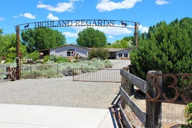 3333 & 3295 Highland Dr., Winnemucca, NV 89445 (MLS #200009183) :: NVGemme Real Estate