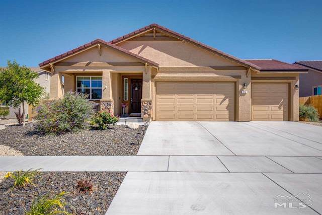 110 Hamilton, Dayton, NV 89403 (MLS #200009188) :: Ferrari-Lund Real Estate