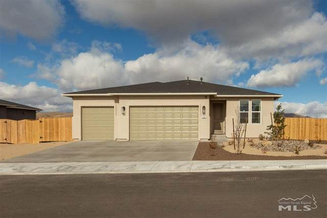 10361 N Penasquitos Ct., Lot 33, Sparks, NV 89441 (MLS #200009192) :: The Mike Wood Team
