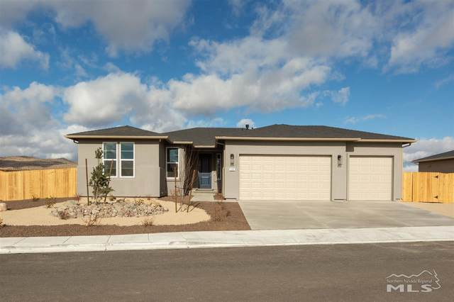 10369 N Penasquitos Ct., Lot 35, Sparks, NV 89441 (MLS #200009193) :: The Mike Wood Team