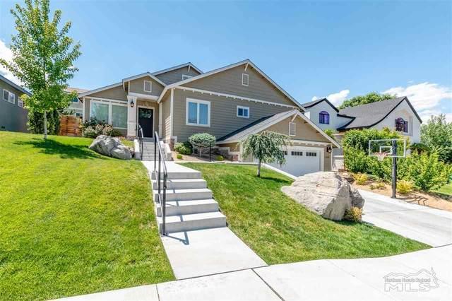 1663 Shangri La Drive, Reno, NV 89509 (MLS #200009203) :: Vaulet Group Real Estate