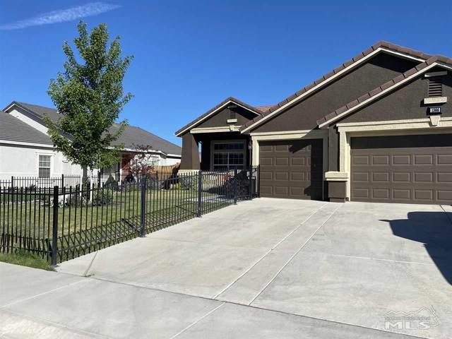 1366 Grassland Road, Dayton, NV 89403 (MLS #200009204) :: Mendez & Associates