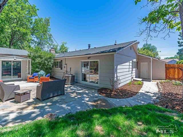 2065 Plumas Street, Reno, NV 89509 (MLS #200009214) :: Vaulet Group Real Estate