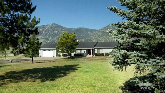 3394 Alpine View Court, Carson City, NV 89705 (MLS #200009220) :: Ferrari-Lund Real Estate