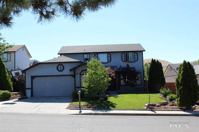 8531 Red Baron, Reno, NV 89506 (MLS #200009226) :: The Mike Wood Team