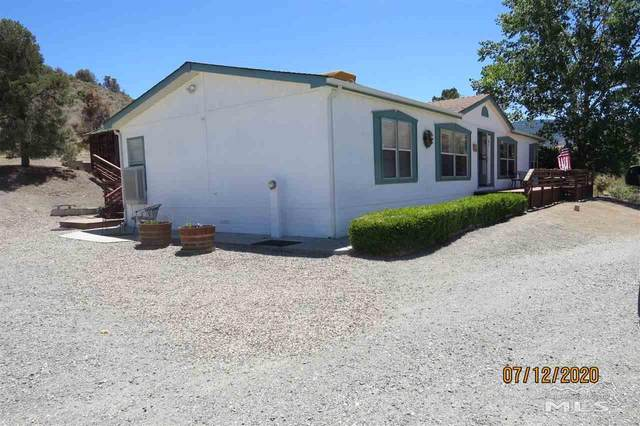 3715 Ballman Way, Wellington, NV 89444 (MLS #200009227) :: Ferrari-Lund Real Estate