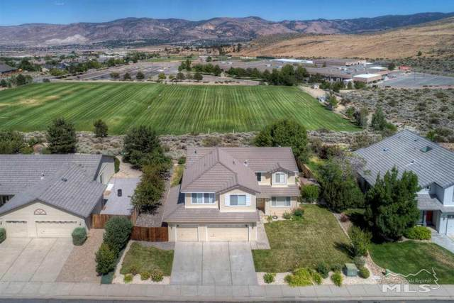 3686 Bozeman Drive, Reno, NV 89511 (MLS #200009228) :: The Mike Wood Team