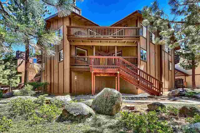 80 Rubicon South #D D, Stateline, NV 89448 (MLS #200009234) :: The Mike Wood Team