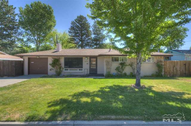607 Mary Street, Carson City, NV 89703 (MLS #200009238) :: Theresa Nelson Real Estate