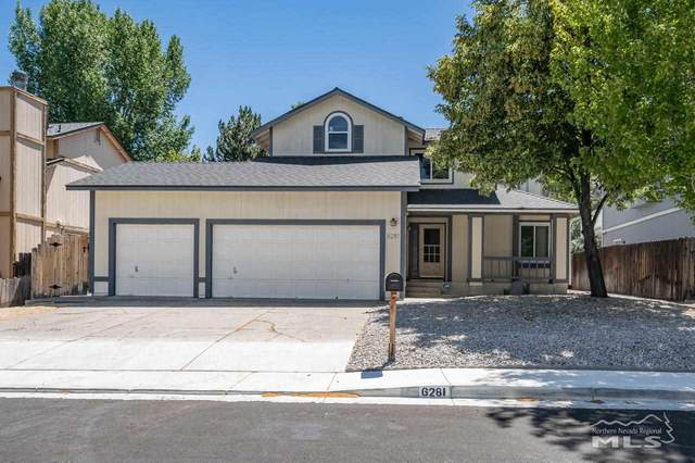 6281 Stone Valley, Reno, NV 89523 (MLS #200009246) :: The Mike Wood Team