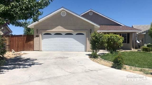 1602 Lou Court, Fernley, NV 89408 (MLS #200009252) :: Vaulet Group Real Estate