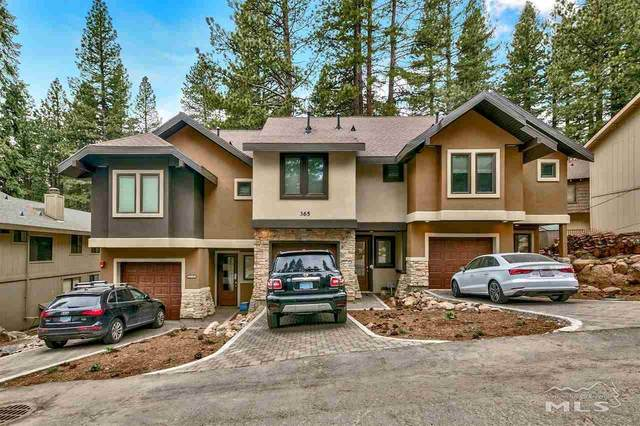 365 Cottonwood #101, Incline Village, NV 89451 (MLS #200009256) :: The Mike Wood Team