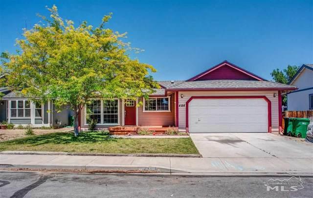 4198 Quinn Dr, Carson City, NV 89701 (MLS #200009257) :: Vaulet Group Real Estate