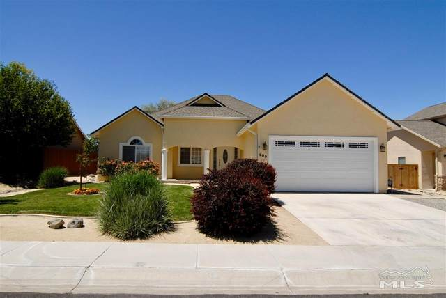 409 Dog Leg Drive, Fernley, NV 89408 (MLS #200009267) :: Vaulet Group Real Estate