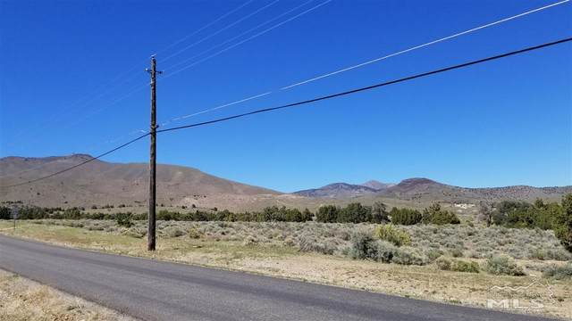 PAR 1 (APN 016-491-01), Moundhouse, NV 89706 (MLS #200009285) :: Fink Morales Hall Group