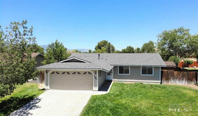 1400 Mary Jo Drive, Gardnerville, NV 89460 (MLS #200009291) :: NVGemme Real Estate