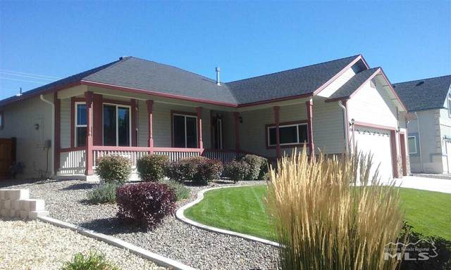 1424 Kittyhawk Avenue, Gardnerville, NV 89410 (MLS #200009292) :: Ferrari-Lund Real Estate
