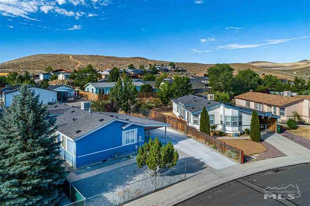 1298 Leopard St, Reno, NV 89506 (MLS #200009294) :: The Mike Wood Team