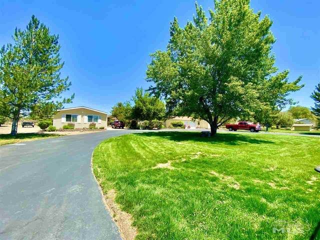 3265 Nye Dr, Washoe Valley, NV 89507 (MLS #200009296) :: Fink Morales Hall Group
