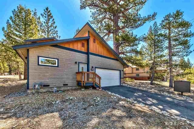 2399 Blitzen Rd, South Lake Tahoe, CA 96150 (MLS #200009303) :: Theresa Nelson Real Estate