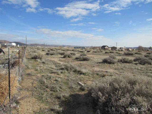 1365 Banner Ave, Silver Springs, NV 89429 (MLS #200009307) :: Vaulet Group Real Estate
