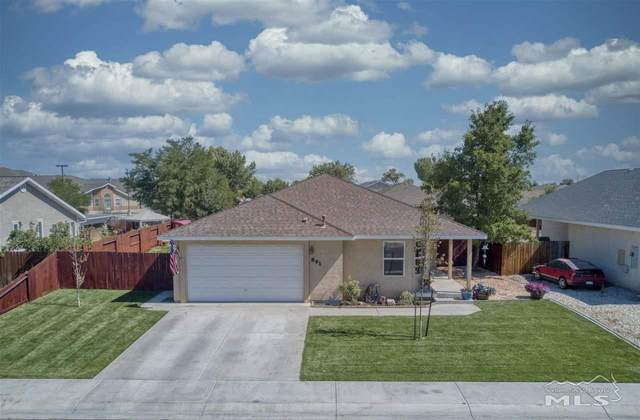 891 Woodhaven Drive, Fallon, NV 89406 (MLS #200009312) :: NVGemme Real Estate
