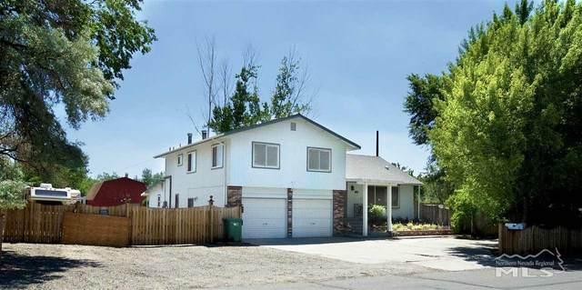 3209 Bowers Lane, Carson City, NV 89706 (MLS #200009322) :: Ferrari-Lund Real Estate