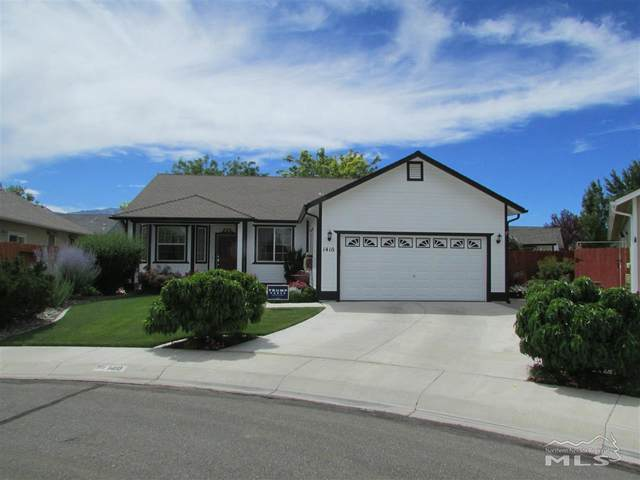 1410 S Marion Russell Ct., Gardnerville, NV 89410 (MLS #200009341) :: NVGemme Real Estate