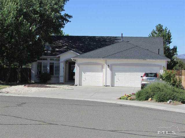 3571 Overlook Ct., Carson City, NV 89705 (MLS #200009342) :: NVGemme Real Estate