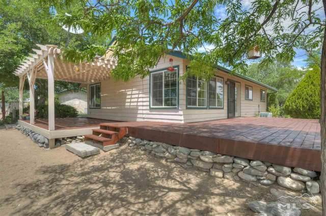 320 Ophir Road, Dayton, NV 89403 (MLS #200009352) :: Vaulet Group Real Estate