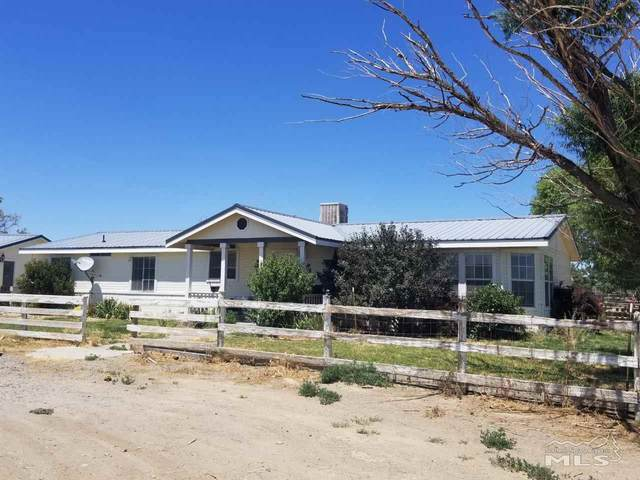 950 Cattle Drive, Fernley, NV 89408 (MLS #200009370) :: Harcourts NV1