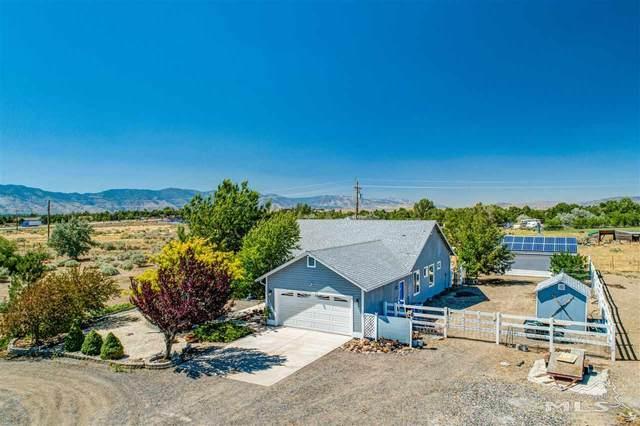 1904 Wiseman, Gardnerville, NV 89410 (MLS #200009378) :: Chase International Real Estate
