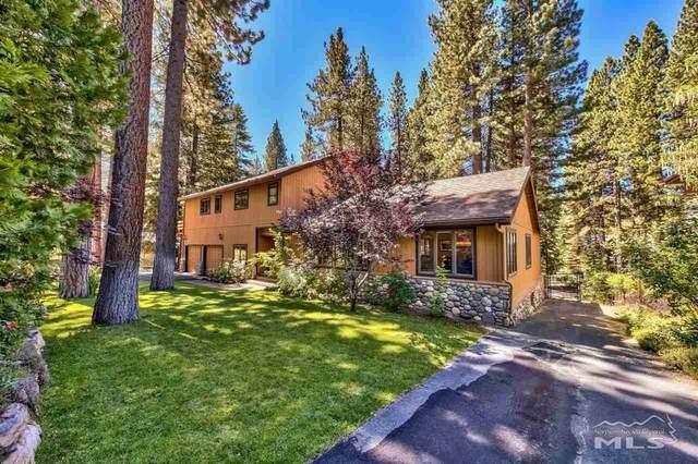 1069 Tiller Drive, Incline Village, NV 89451 (MLS #200009394) :: Chase International Real Estate