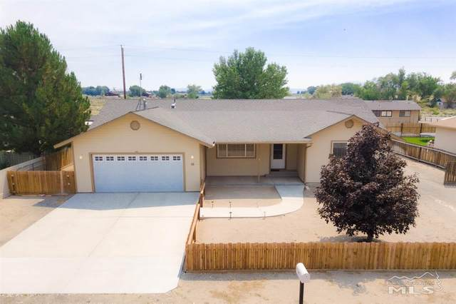 10 Scarsdale Dr., Yerington, NV 89447 (MLS #200009397) :: The Mike Wood Team