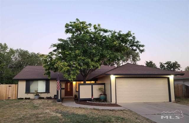 1509 Airport Road, Carson City, NV 89701 (MLS #200009398) :: Ferrari-Lund Real Estate