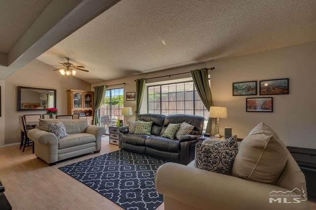4275 Furgerson Ranch Rd., Carson City, NV 89701 (MLS #200009407) :: Chase International Real Estate