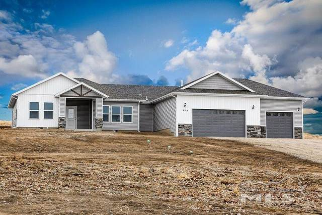 145 Blue Ridge Rd, Battle Mountain, NV 89820 (MLS #200009422) :: NVGemme Real Estate