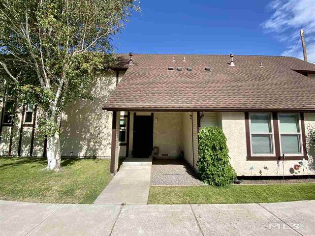 1748 Pinewood Drive #6, Minden, NV 89423 (MLS #200009426) :: Chase International Real Estate