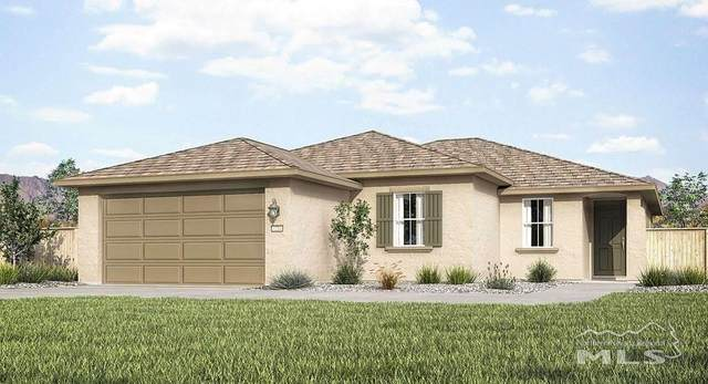 161 Snake Rd Homesite 119, Dayton, NV 89403 (MLS #200009442) :: Fink Morales Hall Group