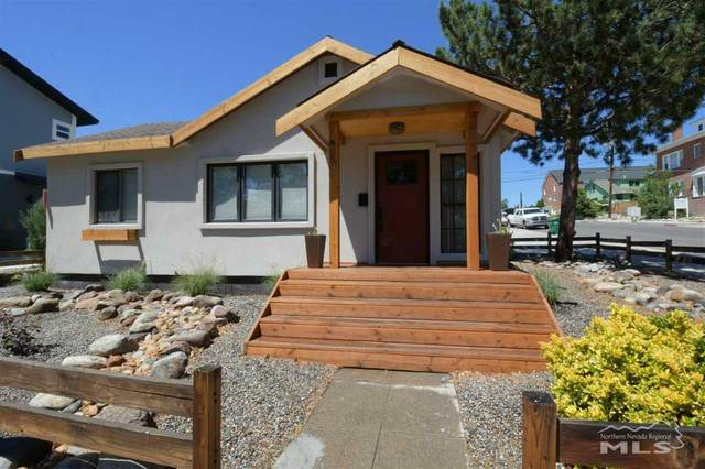 805 Forest, Reno, NV 89509 (MLS #200009446) :: Chase International Real Estate
