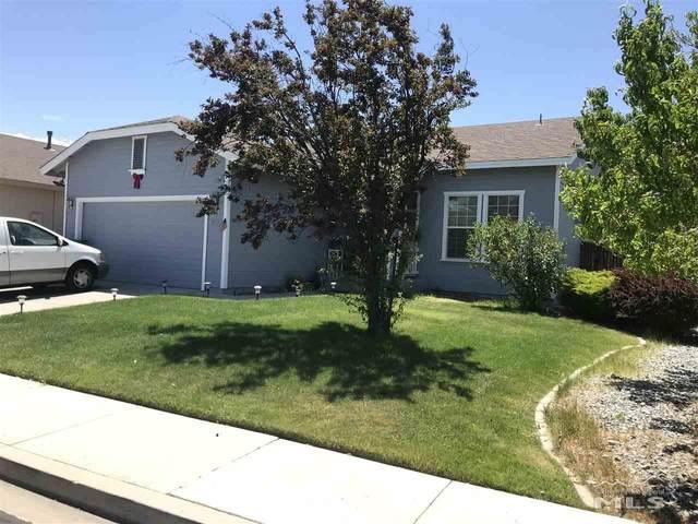 872 Sauvignon Drive, Reno, NV 89506 (MLS #200009447) :: Fink Morales Hall Group