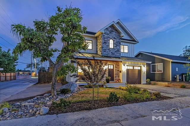 539 W Taylor Street, Reno, NV 89509 (MLS #200009463) :: Chase International Real Estate