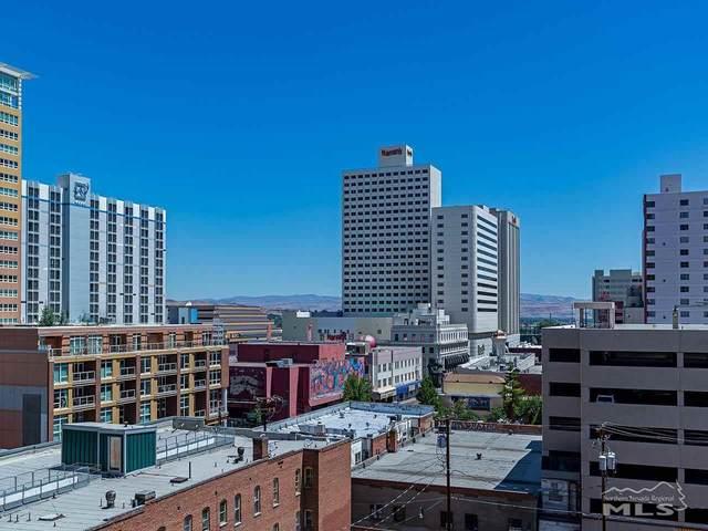 200 W 2nd St. #602, Reno, NV 89501 (MLS #200009479) :: Harcourts NV1
