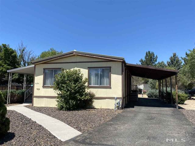 2624 Sneddon Way Nv, Carson City, NV 89706 (MLS #200009487) :: Theresa Nelson Real Estate