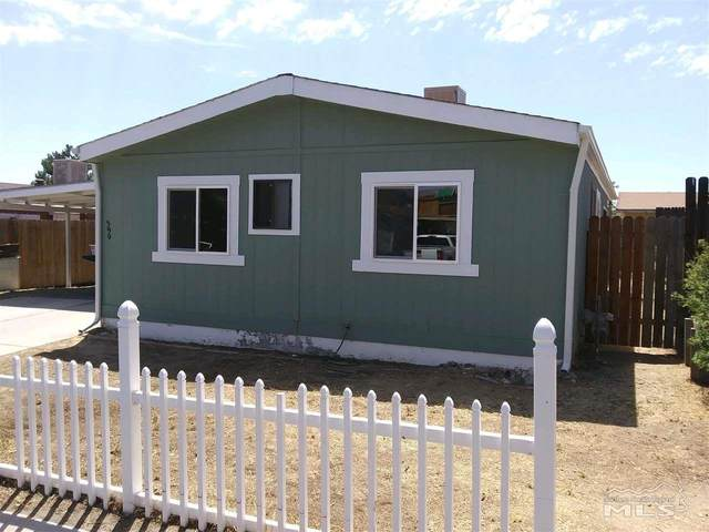 390 Traci Ln, Moundhouse, NV 89706 (MLS #200009494) :: Fink Morales Hall Group